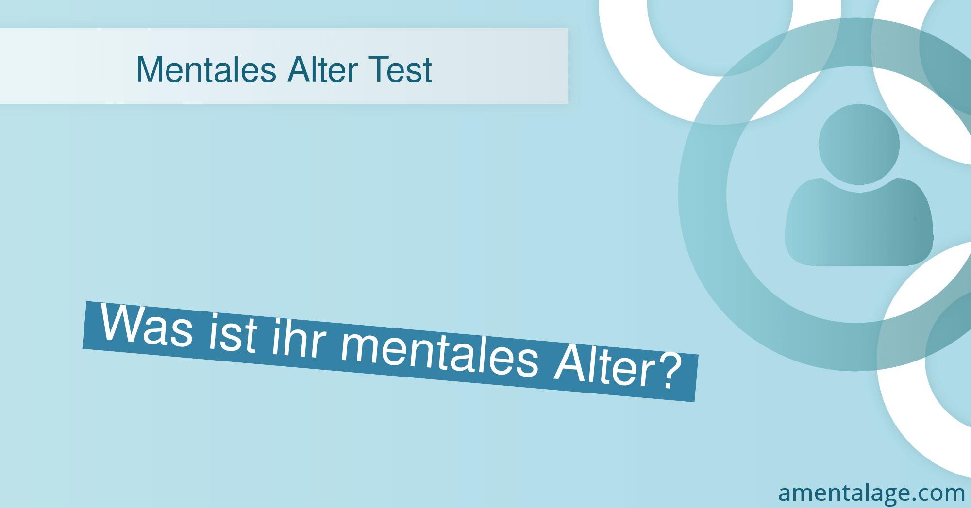 mentales alter test